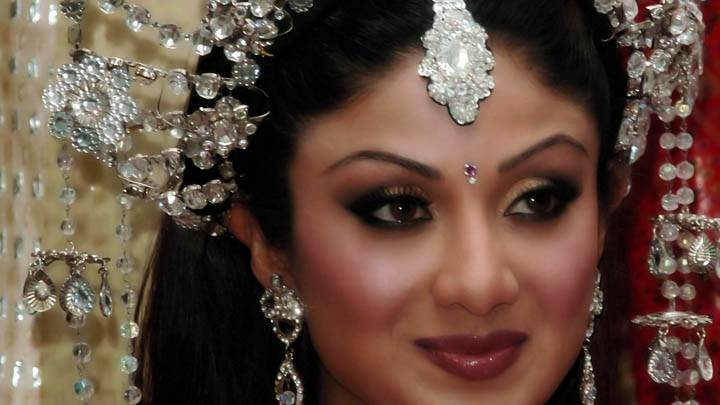Shilpa Shetty Ultra Face Close Up