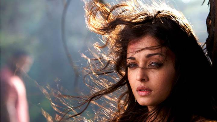 Aishwarya Rai Sad Face Movie Raavan