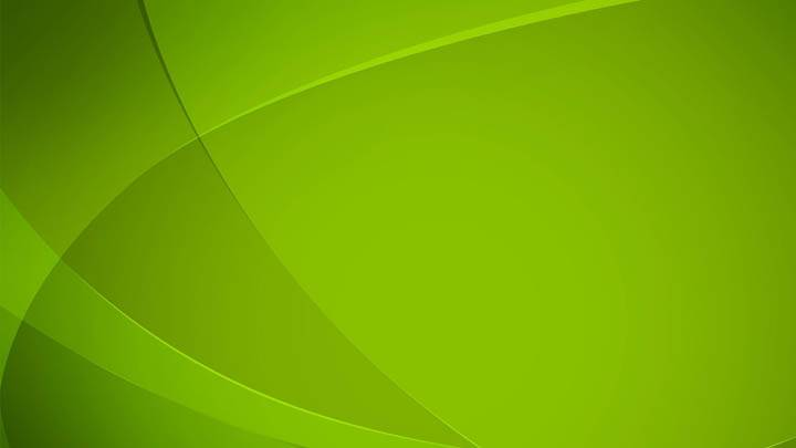 Green Cool Abstract Background