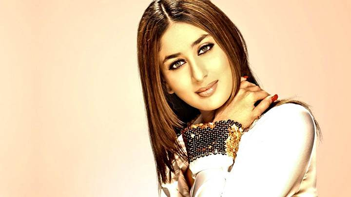 Kareena Kapoor Smiling And Cute Face