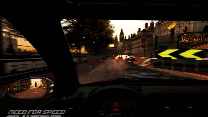 Need For Speed Shift Audi 3 Inside