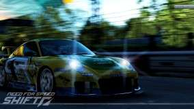 Need For Speed Shift Porsche Headlights