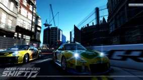 Need For Speed Shift Porsche Yellow Green