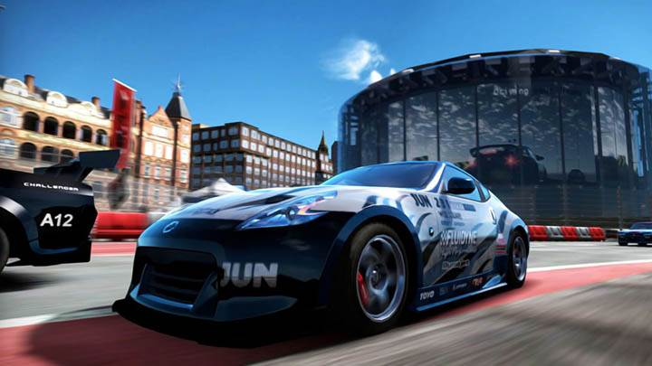 Need For Speed Shift Racing Nissan