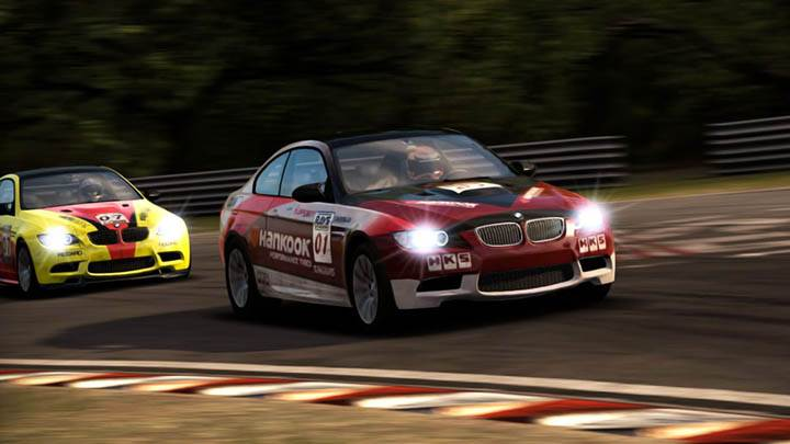 Need For Speed Shift Red BMW Racing