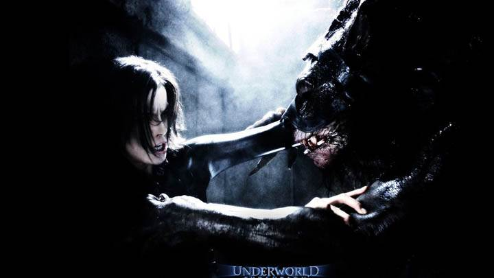 Underworld Evolution Kate And Lycan