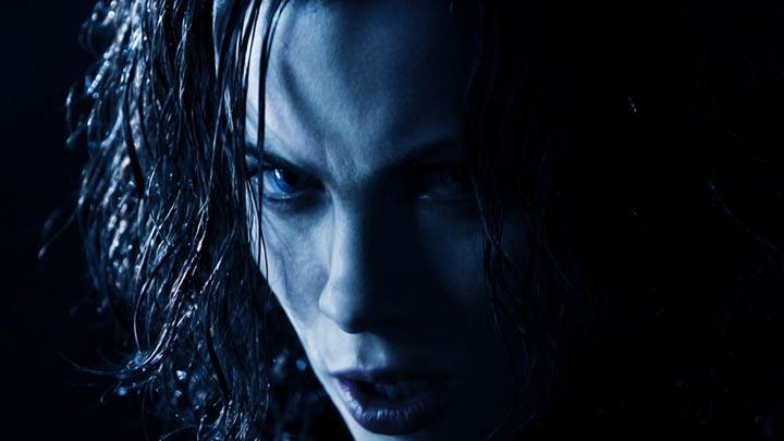 Underworld Evolution Kate Vampire Eye