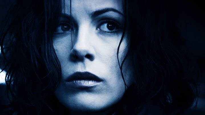 Underworld Evolution Selene Cute Face