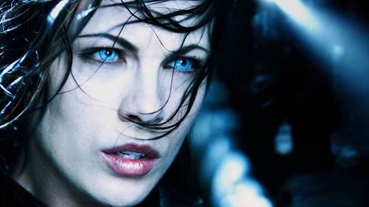 Underworld Evolution Selene Red Lips