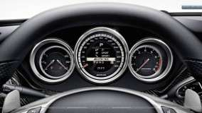 2012 Mercedes-Benz CLS63 AMG Dashboard