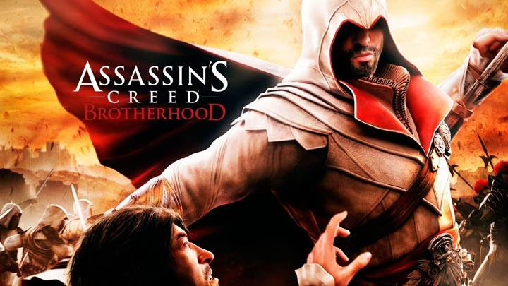 Assassins Creed Brotherhood Ezio In War