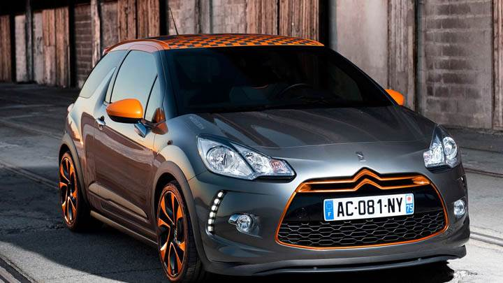 Citroen DS3 Racing Front Photo