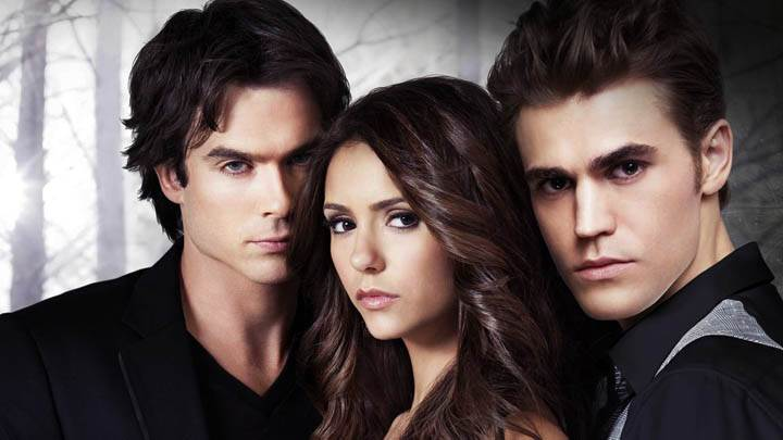 Cute Faces of Vampire Diaries Characters