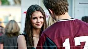 Elena Talking with Stefan