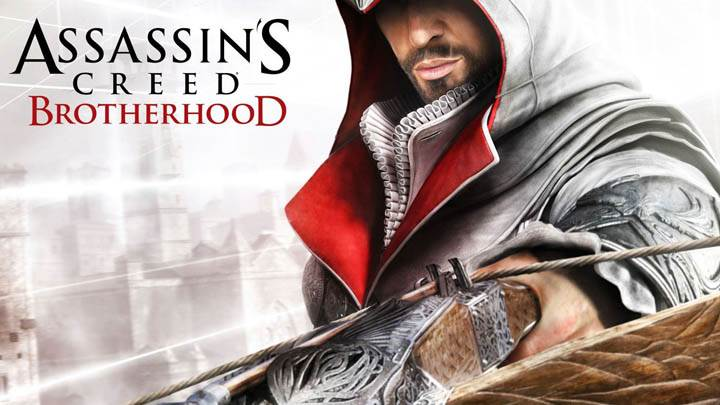 Ezio With Crossbow in Assassins Creed Brotherhood