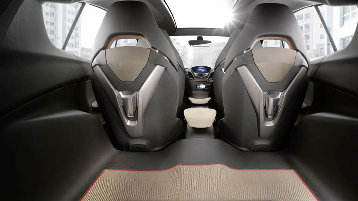 Ford Vertrek Interior Seats Picture
