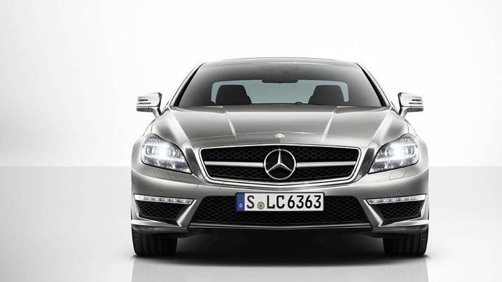 2012 Mercedes-Benz CLS63 AMG Tyre & Alloy