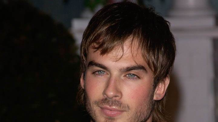 Ian Somerhalder Camera Face Closeup