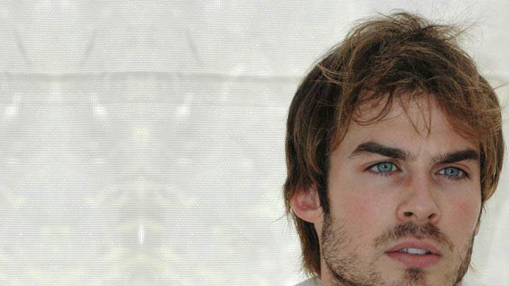 Ian Somerhalder Face Closeup