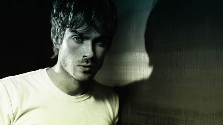 Ian Somerhalder In Dark Shadow