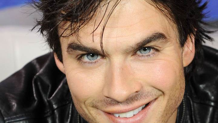 Ian Somerhalder Ultra Face Closeup
