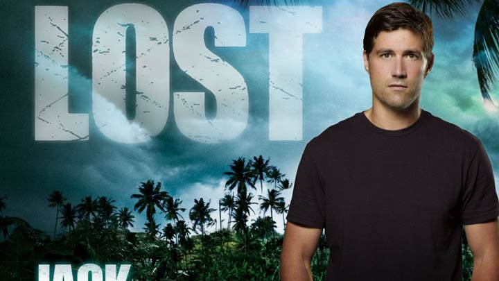 Jack – Lost TV Series Character