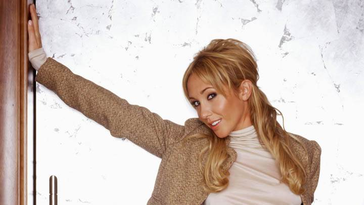 Jenny Frost Lovely Photo