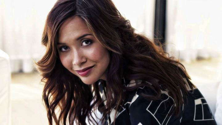 Myleene Klass Looking At Camera