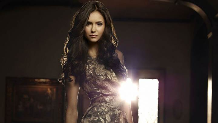 Nina Dobrev in Vampire Diaries