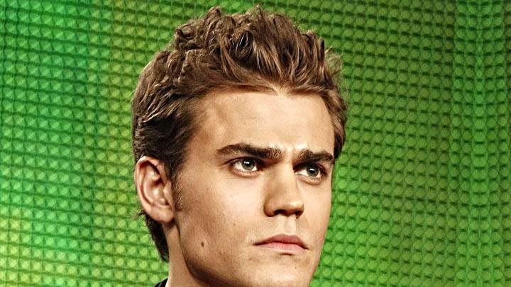 Paul Wesley Sad Face Closeup