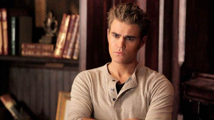 Paul Wesley Thinking in Something