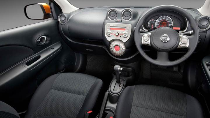 Right Handed Nissan Micra Tekna 2011 Stearing