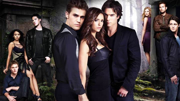 The Vampire Diaries All Characters