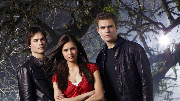 Vampire Diaries Season 1 Cover