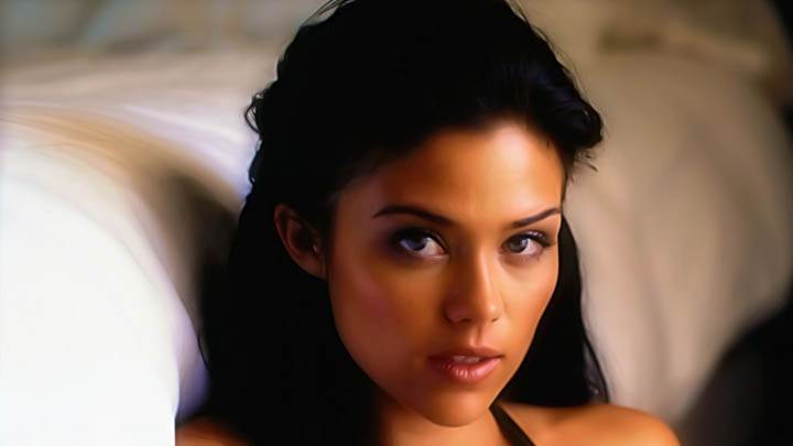 Susan Ward Looking Front Cute Looking