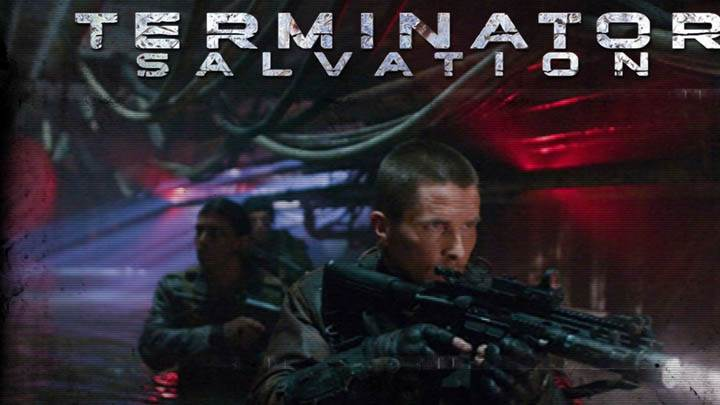 Terminator Salvation Gun With Flashlight