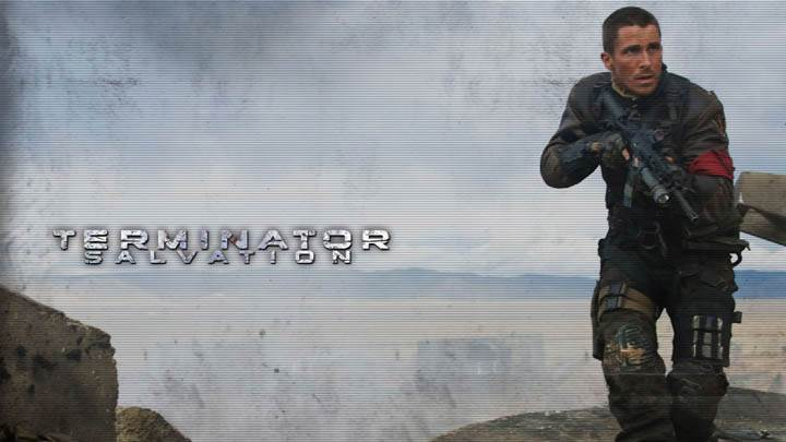 Terminator Salvation Soldier on The Move
