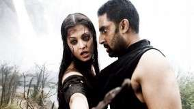 Aishwarya And Abhishek In Movie Raavan