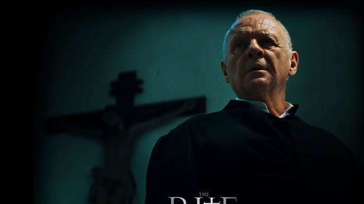 Anthony Hopkins in The Rite