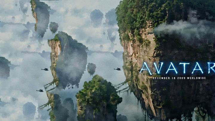 Avatar Floating Island