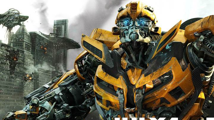 Bumblebee In Transformers 3