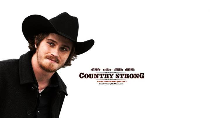 Country Strong – Garrett Hedlund in Black Dress