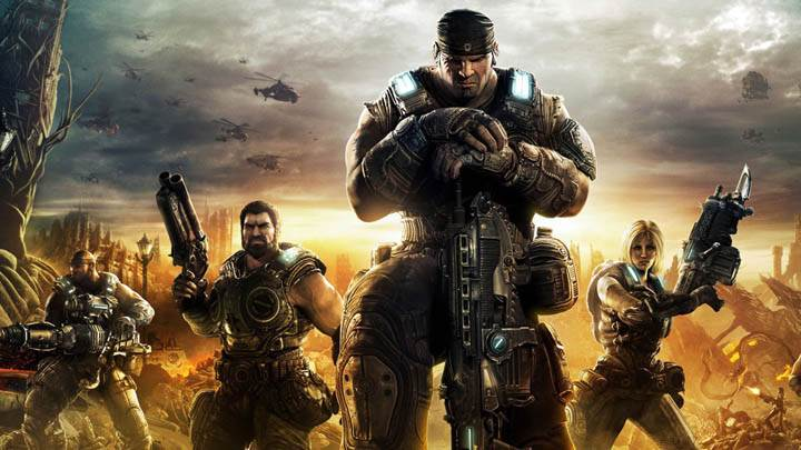 Gears Of War 3 Front Poster