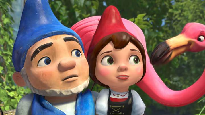 Gnomeo & Juliet Innocent Faces