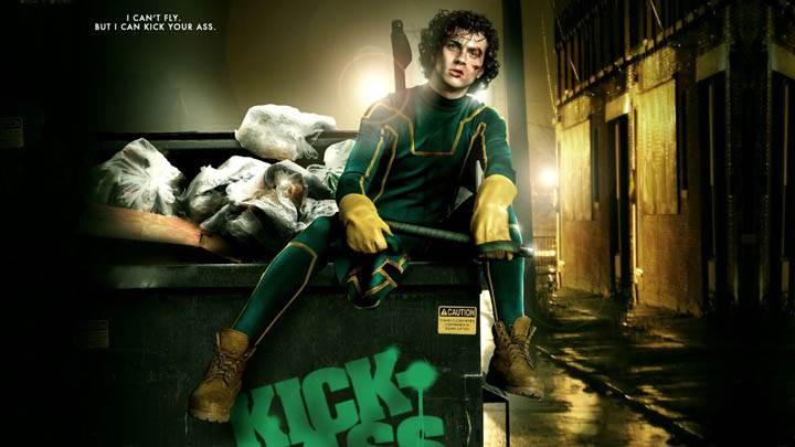 Kickass Movie – Sitting Lonely
