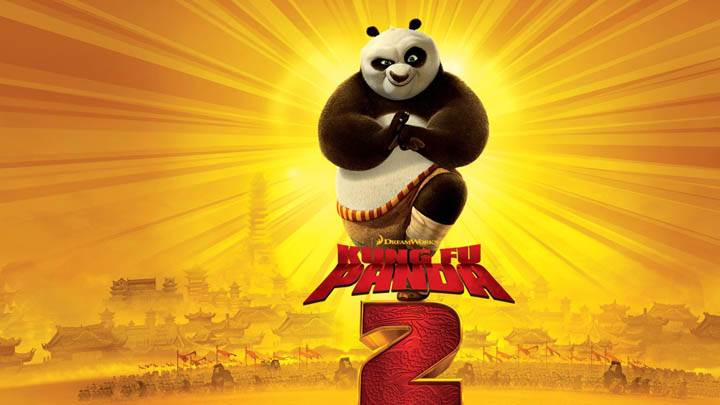 Kung Fu Panda 2 All Characters Wallpaper