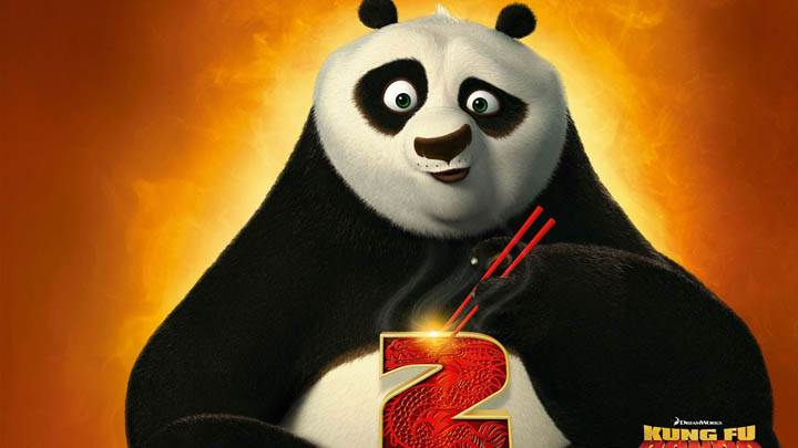 Kung Fu Panda 2 2011 Movie Front