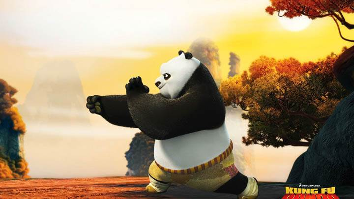 Kung Fu Panda 2 Learning Fight