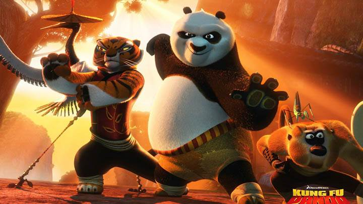 Kung Fu Panda – Ready to Fight