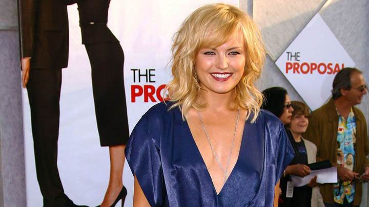 Malin Akerman Smiling At Camera The Proposal
